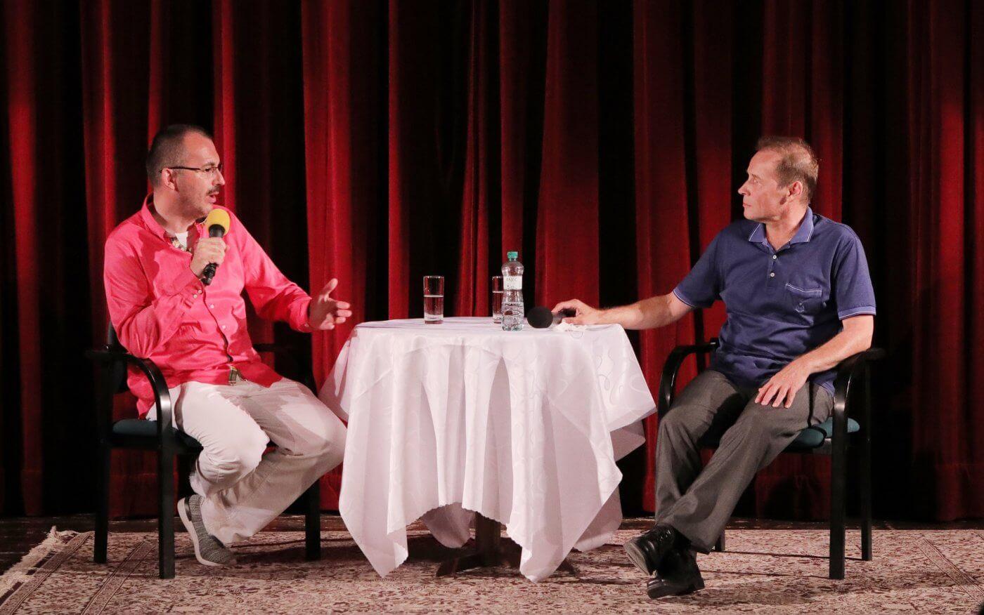 GM 2020 – Piatok - talk show s Jankom Gallovičom